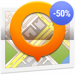 Maps & Navigation — OsmAnd+ 2.4.2 APK
