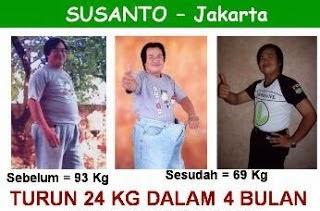 Diet Keto Selama 3 Bulan, Berat Badan Bonet Turun 13 Kg