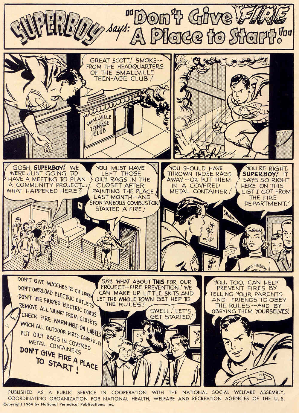 Read online Action Comics (1938) comic -  Issue #321 - 2