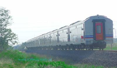 Trainset KA EKonomi Baru