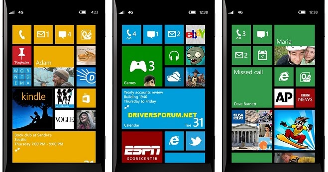 Windows phone windows 7 driver