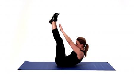 bài tập Yoga đơn giản điều trị bệnh đau lưng-1