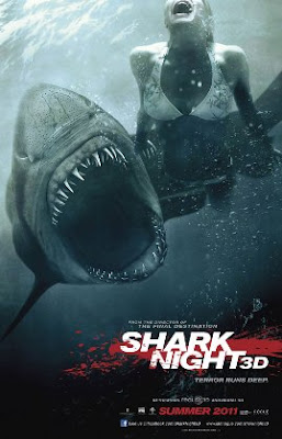 Shark Night 3D / Poster