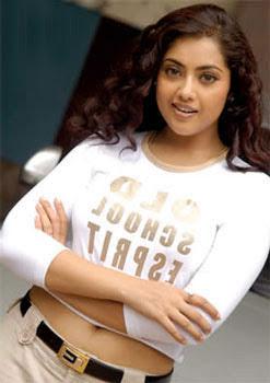 Malayalam actress Meena hot navel show