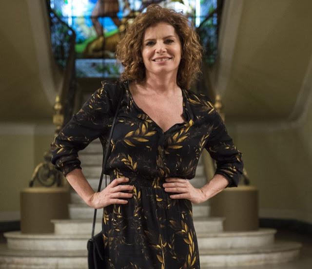 Débora Bloch será Elisa (Foto: Globo/Estevam Avellar)
