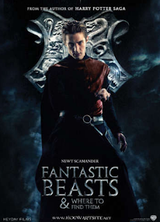 Fantastic Beasts and Where to Find Them 2016 Hindi 720p