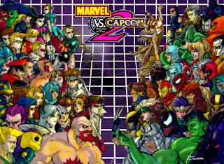 Marvel vs. Capcom 2 (PS2) 2002