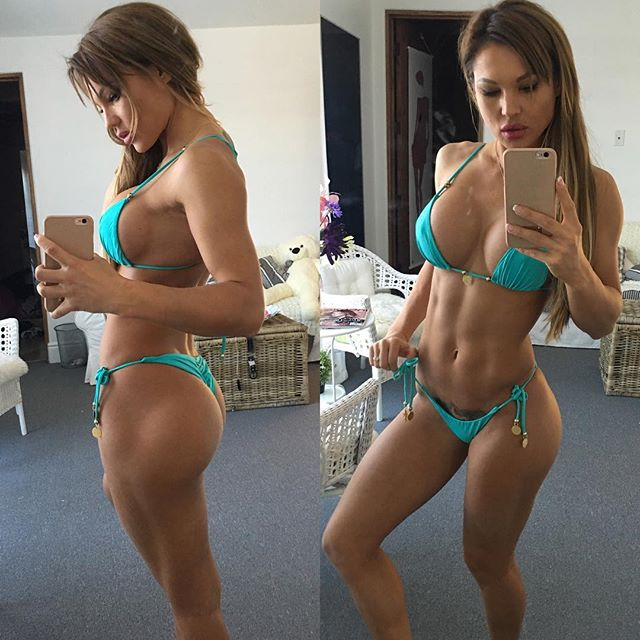 Fitness Model Julia Gilas 9