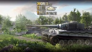 World Of Steel Tank Force Apk Mod Money v1.0.7 Terbaru