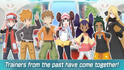 Pokemon Masters Game APK For Android