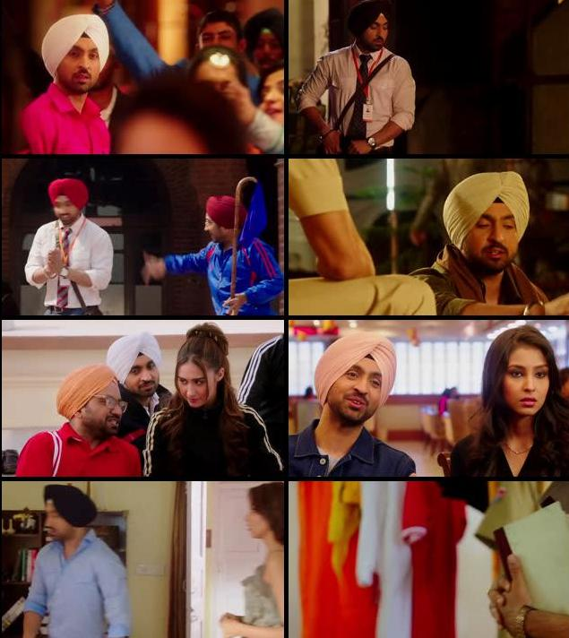 Ambarsariya 2016 Punjabi 720p DVDRip