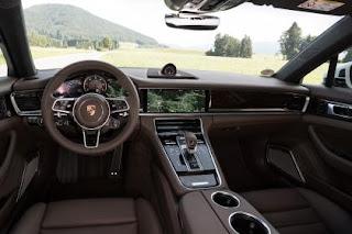 تعرف على صور سيارة  بورش باناميرا من 2009 الى 2019