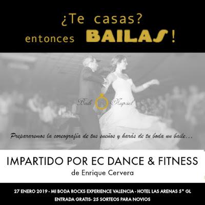 taller kike dance mi boda rocks experience valencia 2019