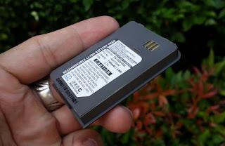Baterai Hape Satelit Thuraya SO-2510 SG-2520 New Barang Langka