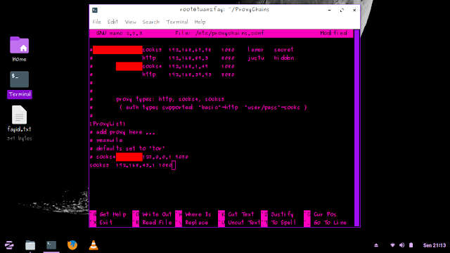 Cara Menggunakan Internet Gratisan Di Linux (With Tethering)