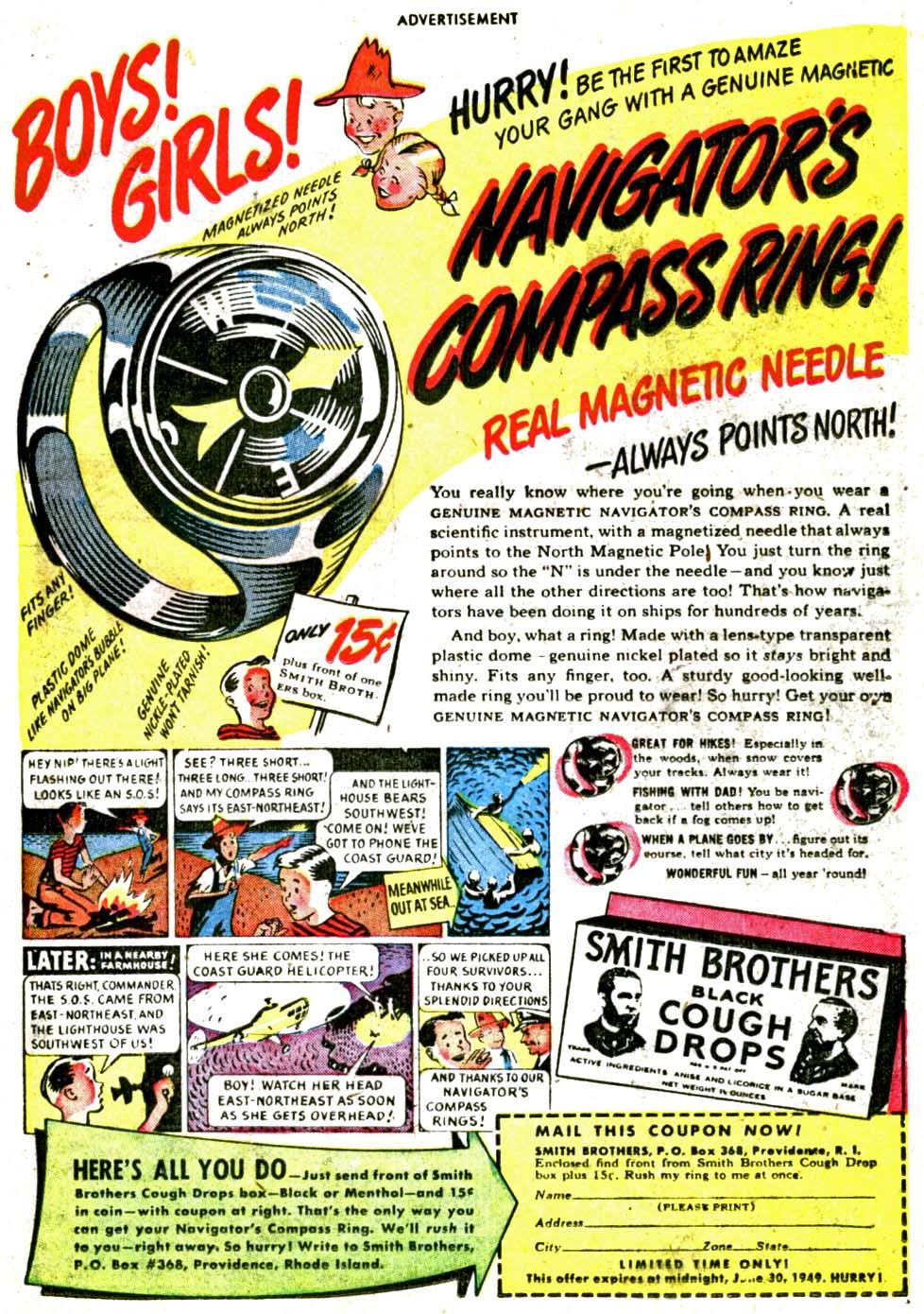 Read online Detective Comics (1937) comic -  Issue #144 - 15