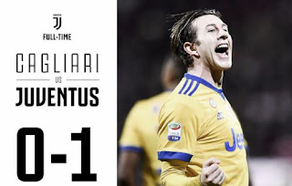 Cagliari vs Juventus 0-1 Highlights