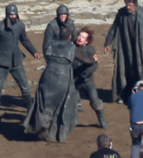 Game of Thrones Season 7 images from set 7