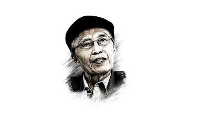 """Puisi: Melipat Jarak (Karya Sapardi Djoko Damono)"""