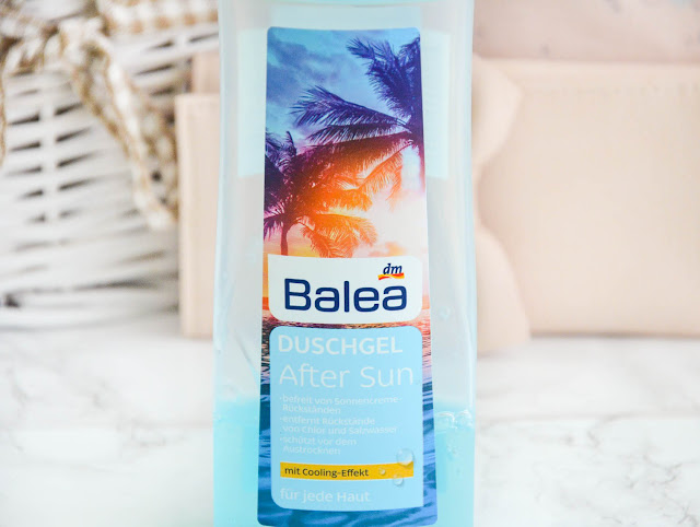 May Favourites 2018 Balea After Sun Duschgel