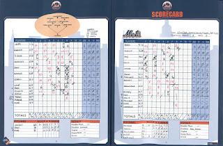 Yankees vs. Metropolitans, 05-22-10. Metropolitans win, 5-3.