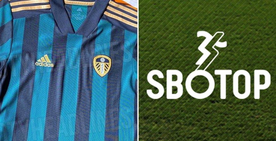 Leeds k\u00fcndigt SBOTOP Trikot-Sponsoring an - Adidas Trikot erscheint \u0026quot;sp\u00e4ter in diesem Monat ...