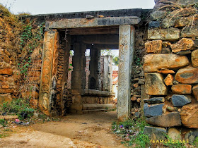 Haranahalli Fort, Karnataka