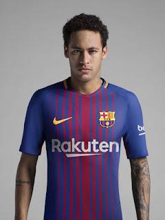 Photos: Barcelona Next Season Home Kits Surface Online… Loving this New Kits Already