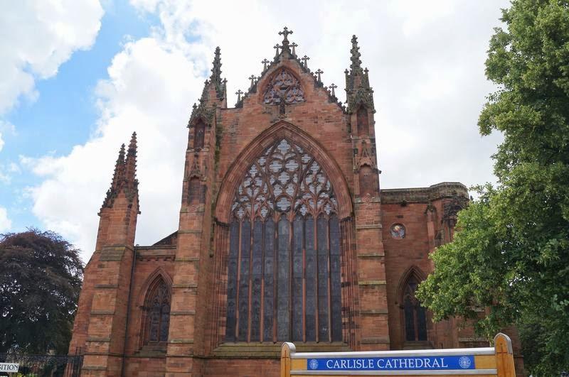 catedral de Carlisle,