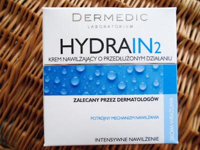 Jesienna pielęgnacja twarzy z Dermedic HYDRA IN2.