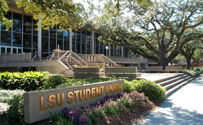 Diogenes' Middle Finger: LSU Student Brilliantly Trolls ...