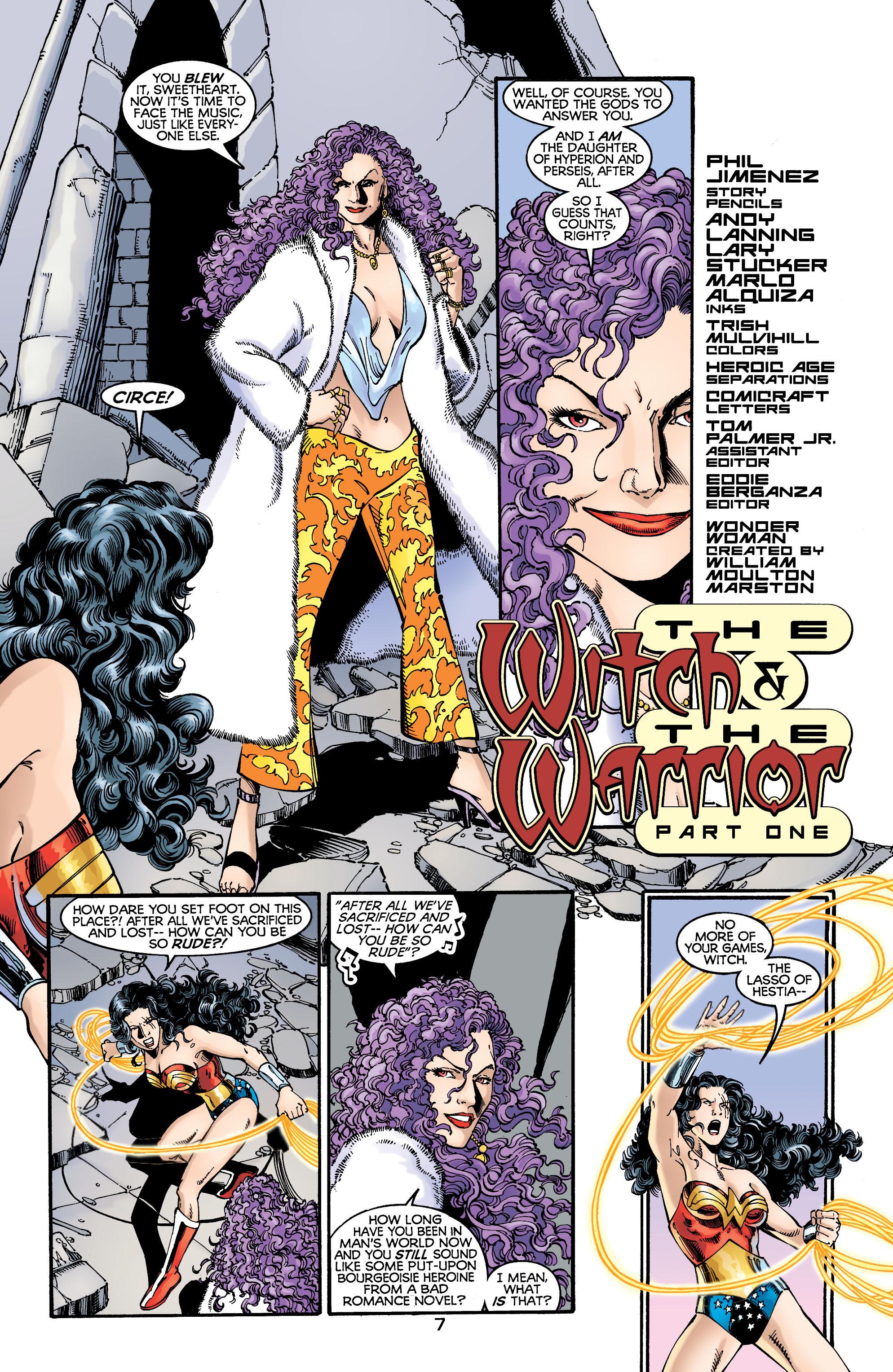 Read online Wonder Woman (1987) comic -  Issue #174 - 8