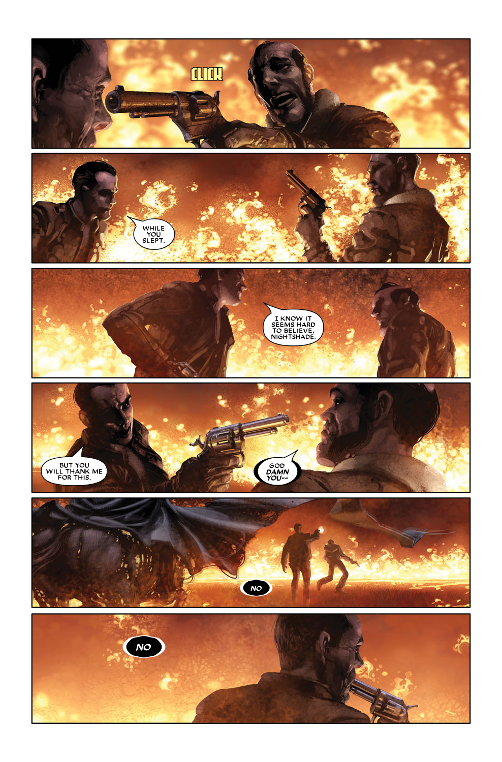 Read online Ghost Rider: Trail of Tears comic -  Issue #4 - 19