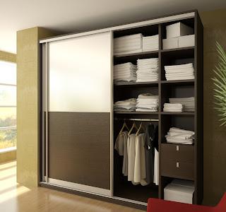 Дизайн и наполнение шкафов-купе