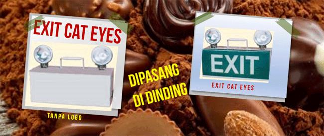 Feature Exit Cat Eyes dan Fungsi kegunaan
