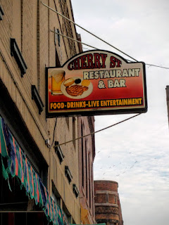 Cherry Street Restaurant and Bar, Galesburg, Illinois