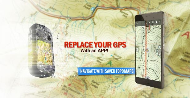 BackCountry Navigator GPS Pro