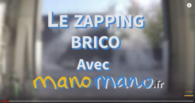 Zapping bricolage - quelques perles du DIY sur le web ManoMano