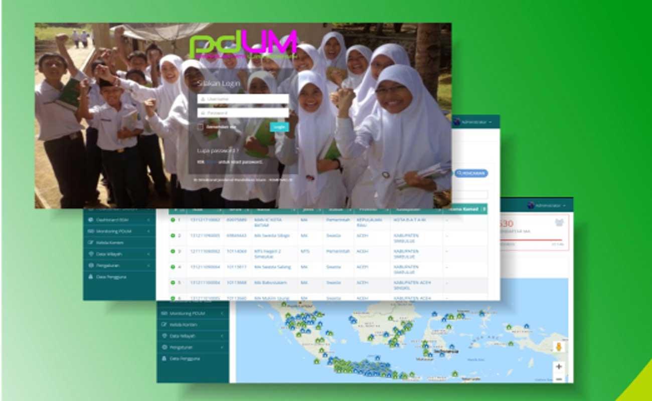 Panduan Aplikasi PDUM Pangkalan Data Ujian Madrasah