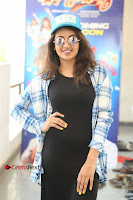 Actress Tejaswi Madivada Stills in Balck Long Dress at Babu Baga Busy Movie Interview  0001.jpg