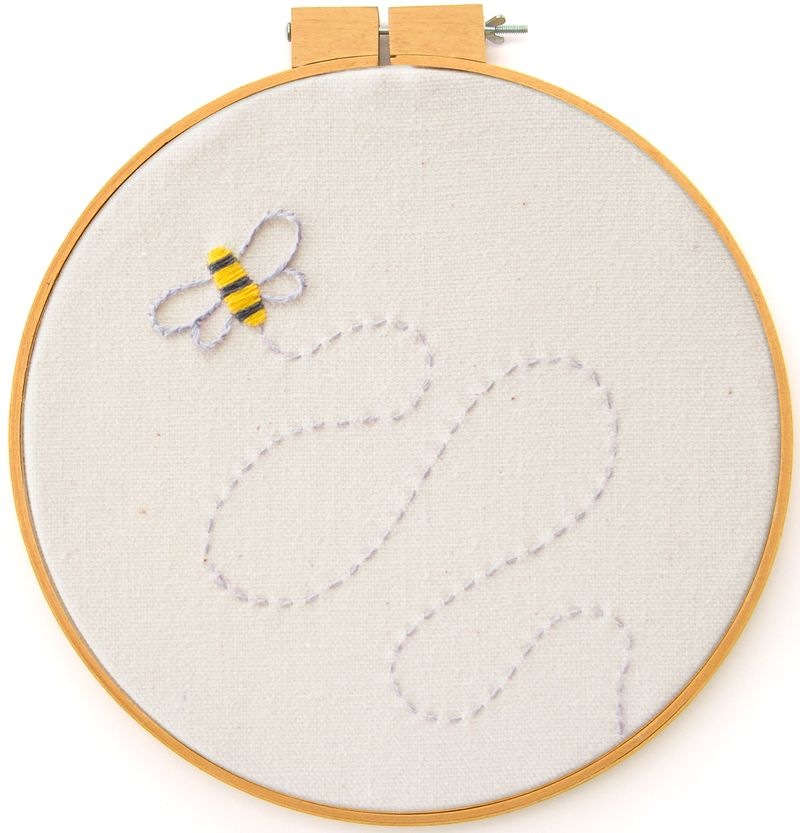 Monday Motivation Free Embroidery Patterns Go Go Kim