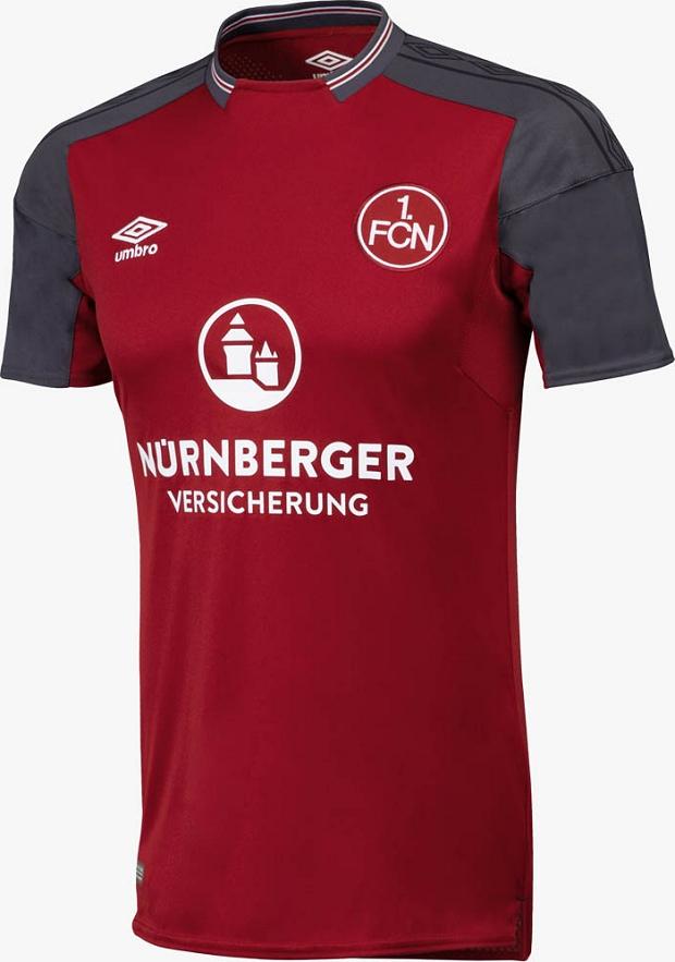 af9be8f105 Umbro lança as novas camisas do Nuremberg - Show de Camisas