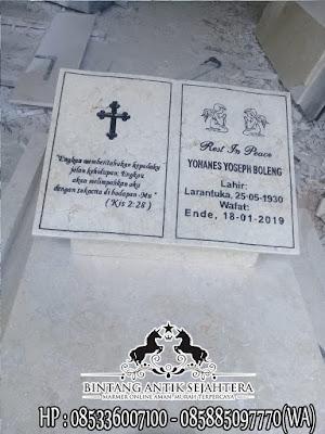 Makam Marmer Kristen, Makam Kristen Sidoarjo, Model Kuburan Kristen Terbaru