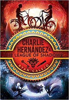 Book Review: Charlie Hernandez & the League of Shadows, by Ryan Calejo