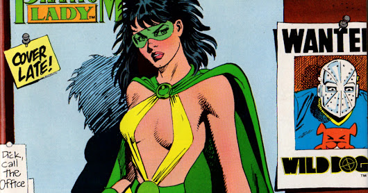 ITG's ABCs: Phantom Lady Action Comics Weekly #s 636-641 (Jan. - Mar. 1989)