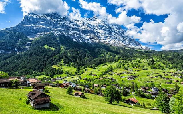 Ελβετία: Τα παραμυθένια χωριά της