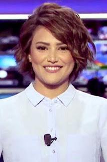 تهاني الجهني (Tahani Aljehani)، مذيعة سعودية، تعمل في قناة العربية