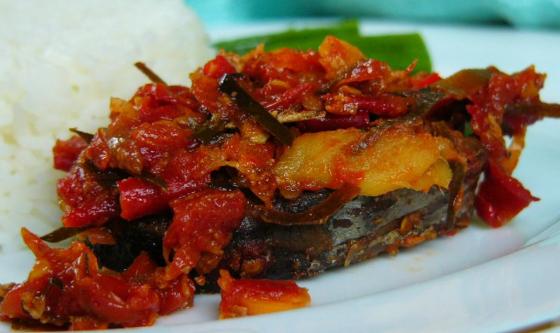 Resep Masakan Ikan Bandeng Rica-Rica