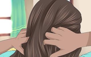 وصفة لإعادة إنبات الشعر وكثافته