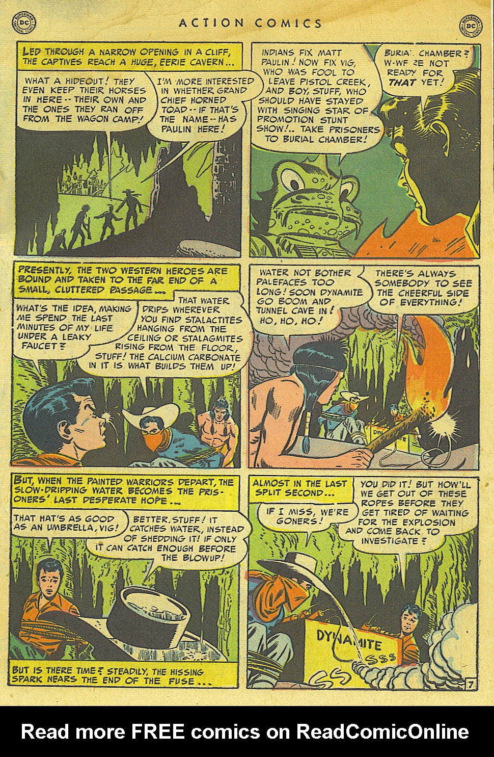Action Comics (1938) 154 Page 44